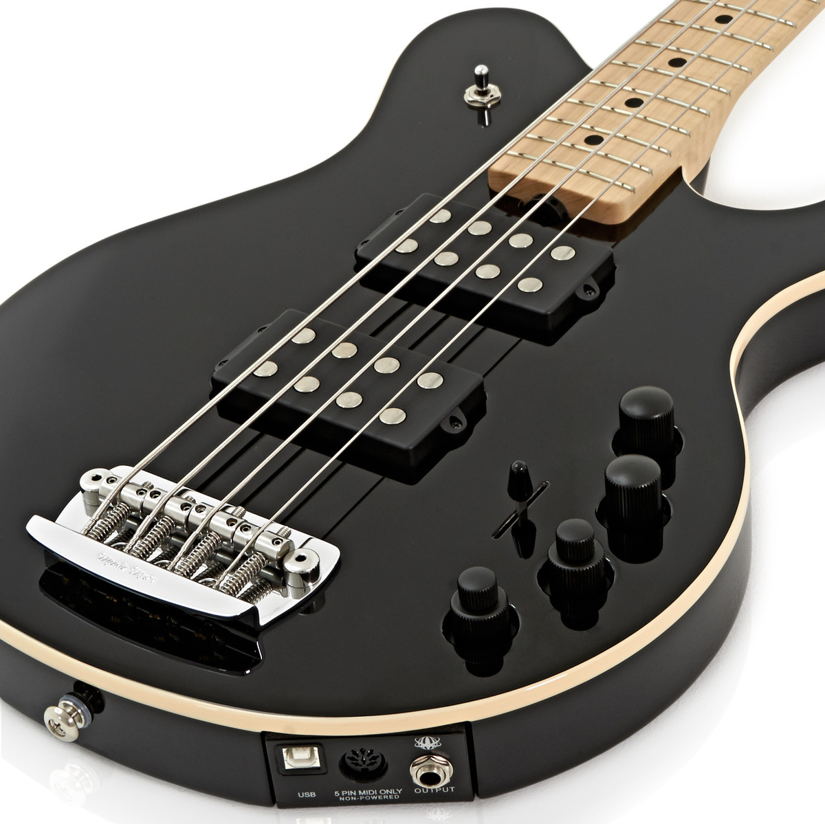 Music Man Bass Guitar : music man reflex game changer hh bass guitar mn black at gear4music ~ Russianpoet.info Haus und Dekorationen