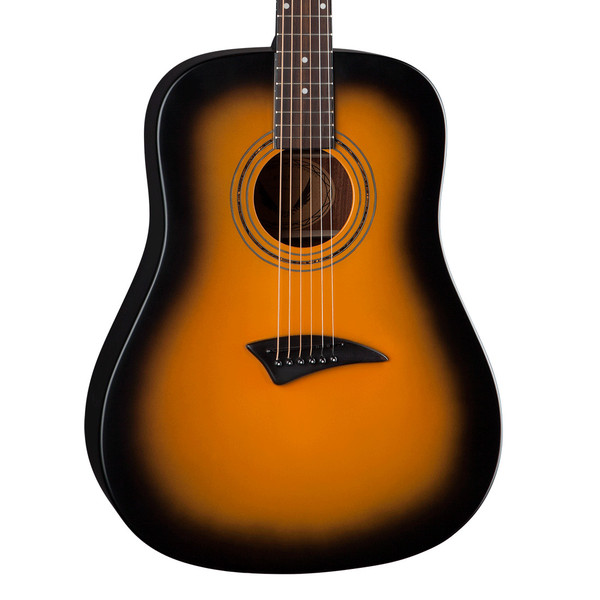 Dean AXS Dreadnought Acoustic Guitar, Tobacco Sunburst
