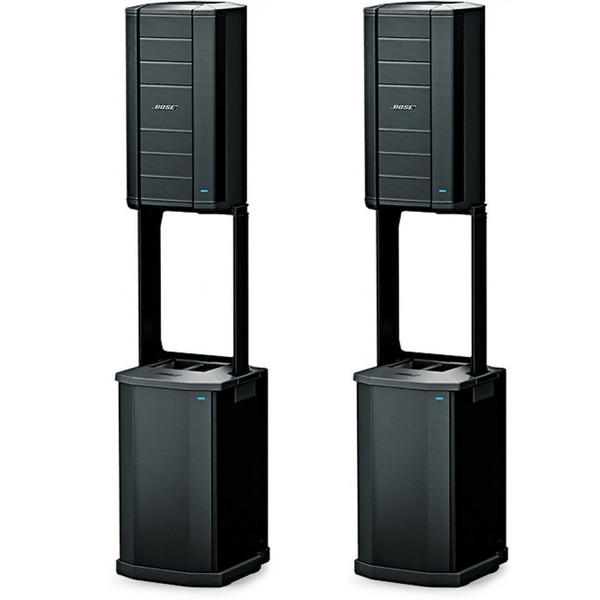 Bose F1 Flexible Array Stereo Loudspeaker System with F1 Subwoofer