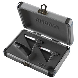 Ortofon Concorde Pro DJ Cartridge Twin Pack, Silver