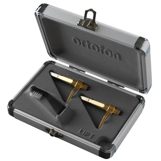 Ortofon Concorde Gold DJ Cartridge, Twin Pack