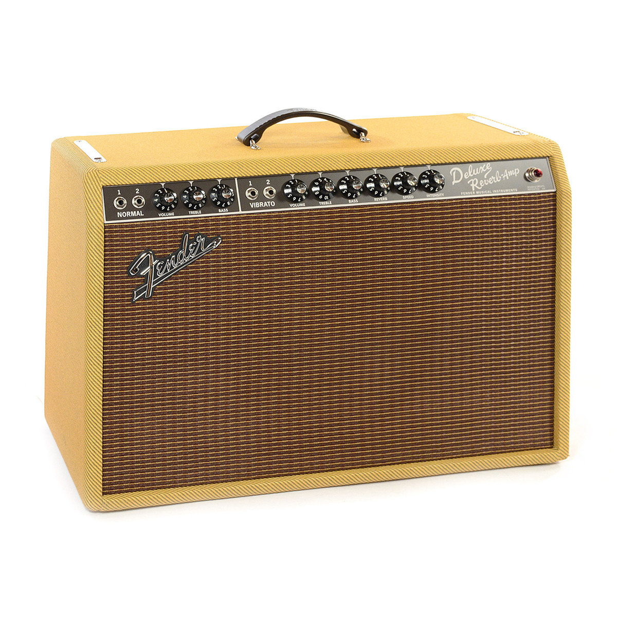 fender 39 65 deluxe reverb lacquered tweed limited edition amplifier at gear4music. Black Bedroom Furniture Sets. Home Design Ideas