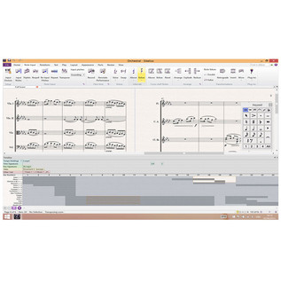 Sibelius Upgrade + PhotoScore, NotateMe and AudioScore Ultimate