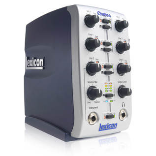 Lexicon Omega Desktop Recording Studio