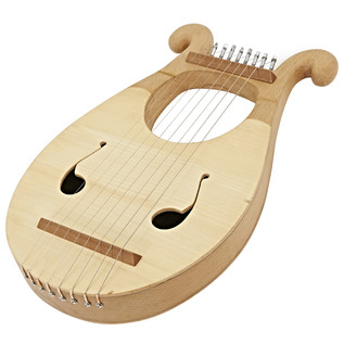 Lyre Harp by Gear4music