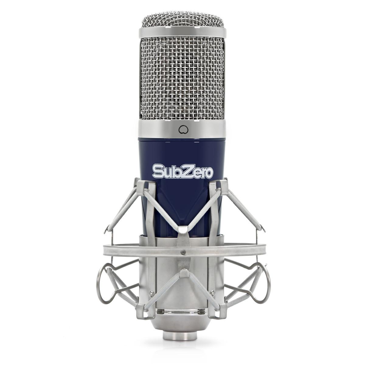 SubZero SZC-500-USB Condenser Microphone