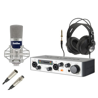 M-Audio M-Track USB Vocal Recording Pack