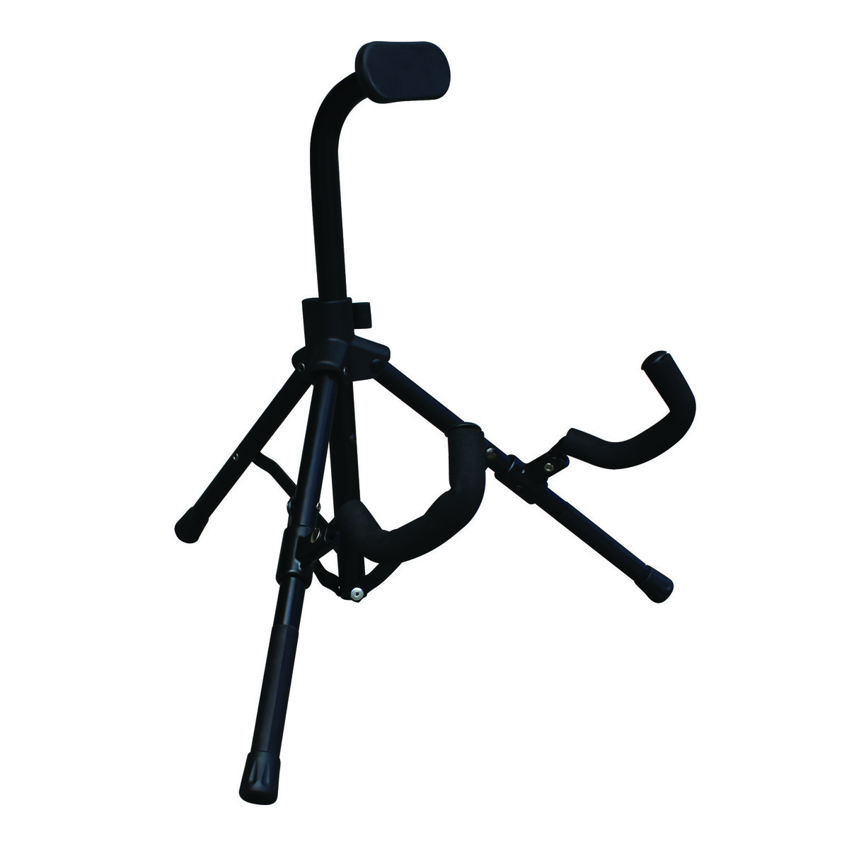 ashton gsle electric guitar stand at gear4music. Black Bedroom Furniture Sets. Home Design Ideas