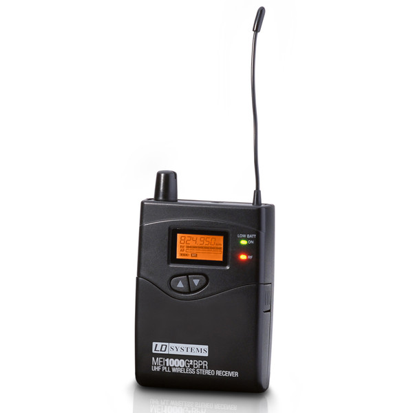 LD Systems MEI1000G2 In-Ear Monitoring Wireless System