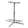 Ashton GS52B guitarra Double Stand, preto