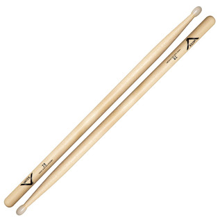 Vater Hickory 2B Nylon Tip Drum Sticks