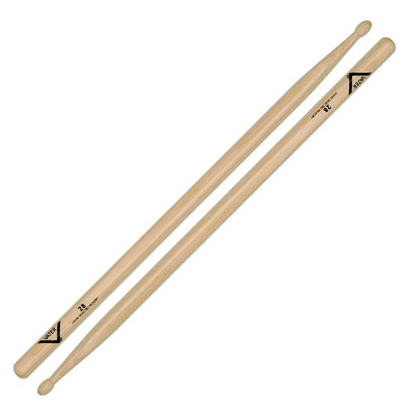 Vater Hickory 2B Wood Tip Drum Sticks
