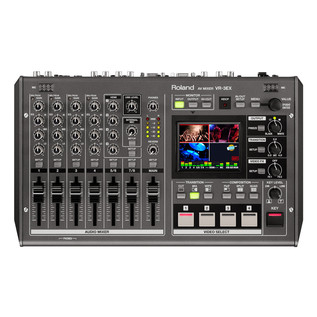 Roland VR-3EX 4 Channel Video Switcher/Mixer