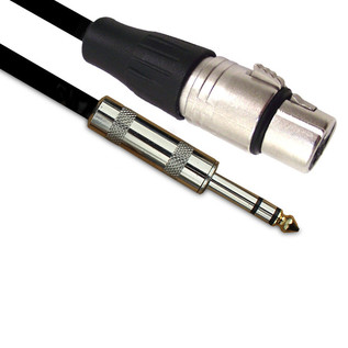 Ashton CJP10 Microphone Cable, 10ft