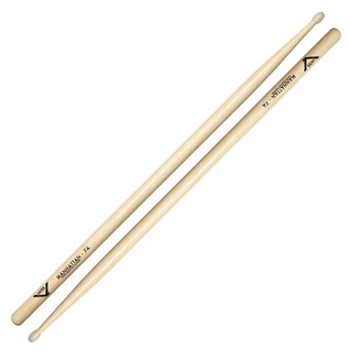 Vater Hickory 7A Manhattan Nylon Tip Drumsticks