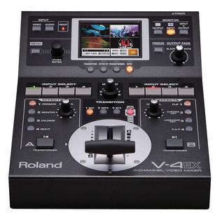 Roland V-4EX 4 Channel Video Switcher/Mixer