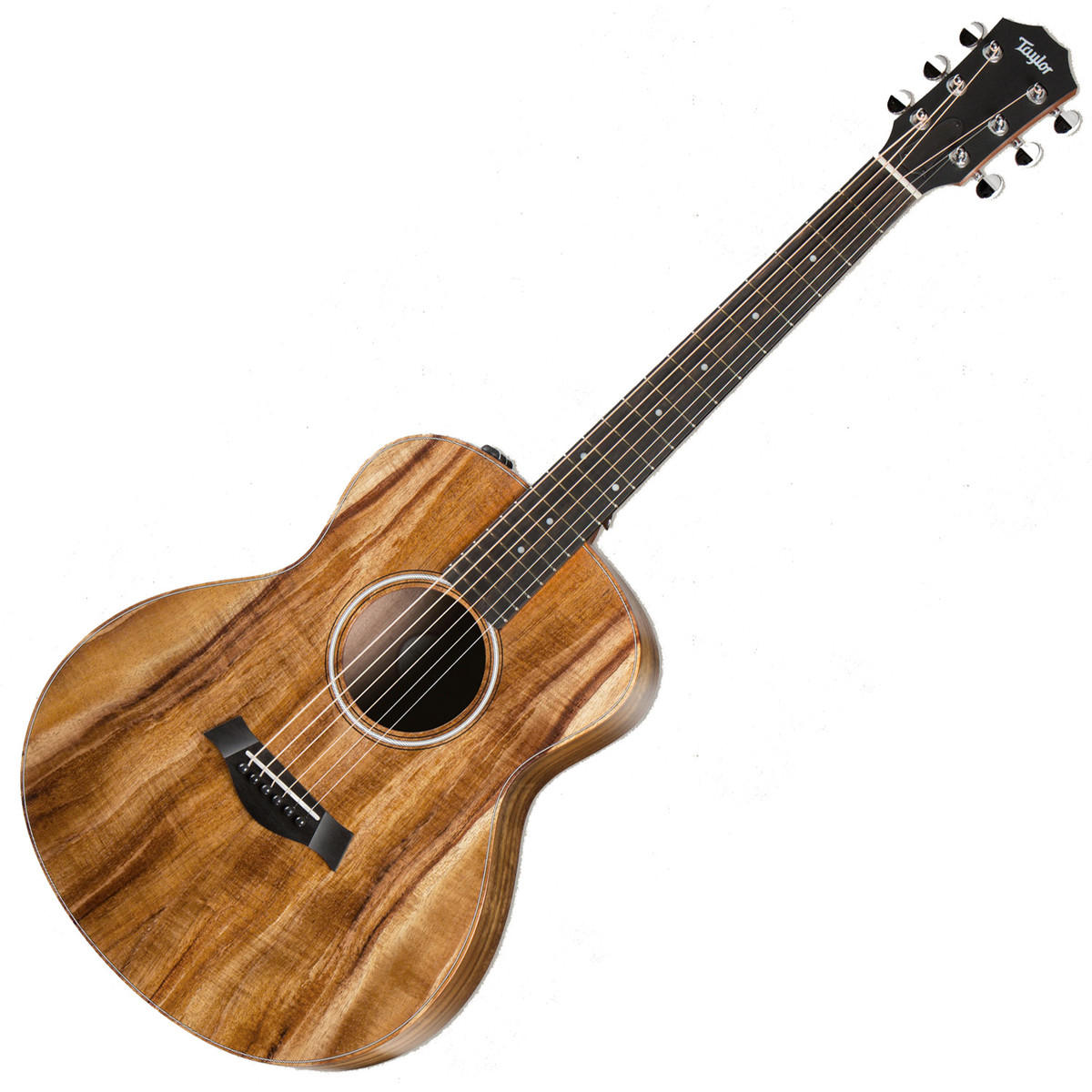 taylor gs mini e koa electro acoustic guitar nearly new at. Black Bedroom Furniture Sets. Home Design Ideas