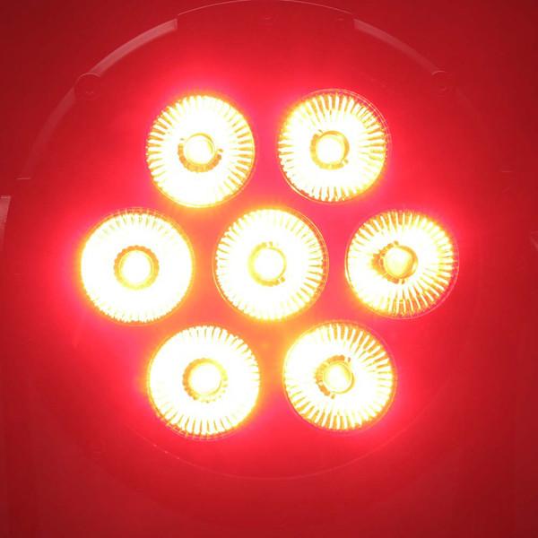 Cameo Flat Pro 7 7 x 10W RGBWA LED Par Light