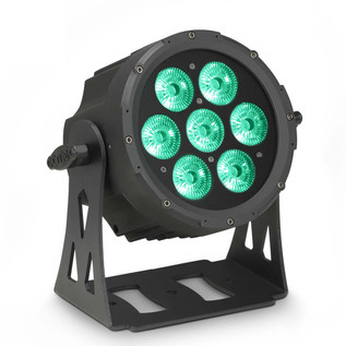 Cameo Flat Pro 7 IP65 7 x 10W RGBWA LED Outdoor Par Light
