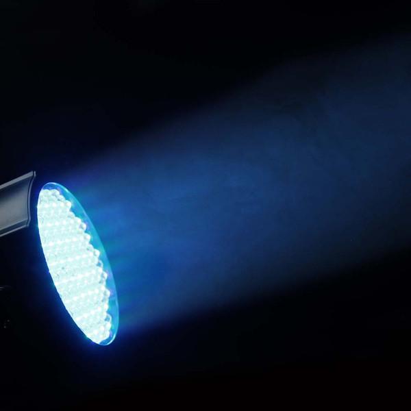 Cameo 144 x 10mm RGB LED Flat Par Can Spotlight