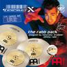 Angi for Meinl GX-12/16/18 generasjon X Rabb Pack Cymbal