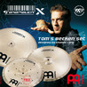 Meinl GX-TB14/17/18 Generation X Tom´s Becken Sets