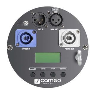 Cameo 12 x 12W RGBWA+UV LED Studio Par Can Light