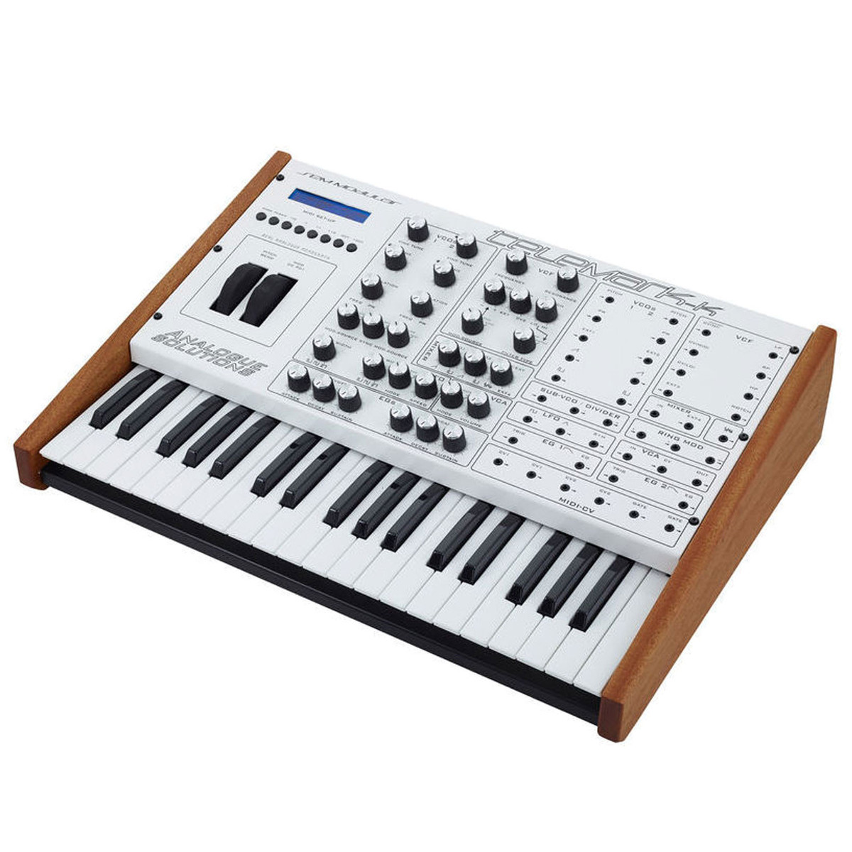 analogue solutions telemark k synthesizer keyboard at gear4music. Black Bedroom Furniture Sets. Home Design Ideas