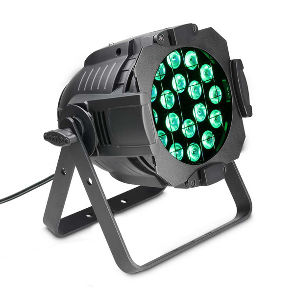 Cameo 18 x 8W Quad Colour LED RGBW Studio Par Can Light