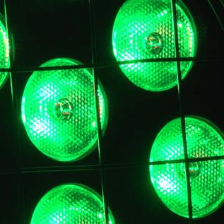 Cameo 18 x 8W Quad Colour LED RGBW Studio Par Can Light