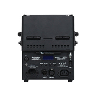 eLumen8 Liberty 7HEX12 RGBWAUV LED Battery Uplighter