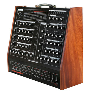 Analogue Solutions Polymath Modular Synth with Sequencer and Arp