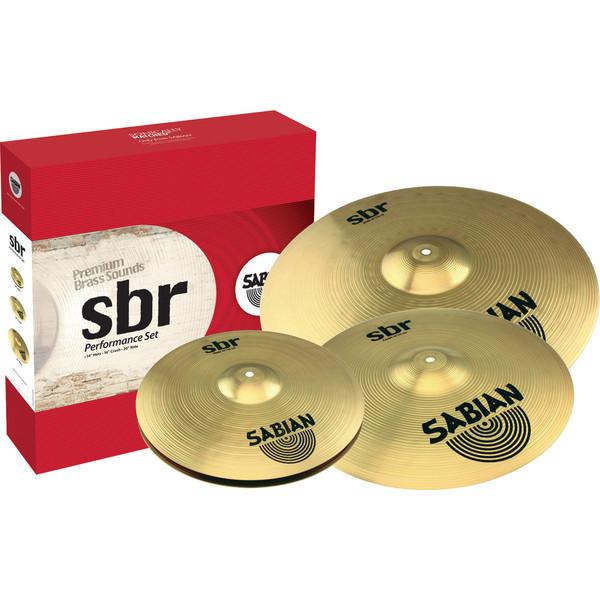 Pearl Export EXX 22'' Rock Drum Kit, Smokey Chrome w/ Sabian Cymbals