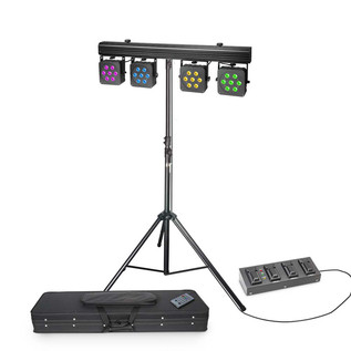 Cameo Multi Par 3 Set 28 x 8W LED Lighting System