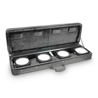 Cameo Multi Par 1 432 x 10mm LED Lighting System, with Transport Case