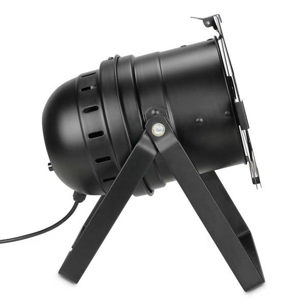 Cameo 12 x 10W 6-in-1 RGBWA+UV LED Par Can Light, Black