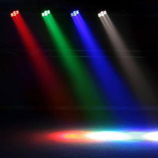 Equinox Fusion Beam QuadMoving Head LED Light
