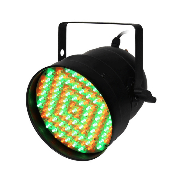 Equinox Party Par LED Par 56 Can, Black Housing