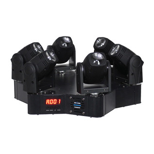 Equinox Slender Beam Centrepiece Moving Head LED Light