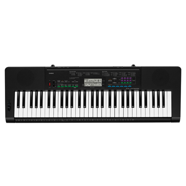 Casio CTK-3400 Portable Keyboard