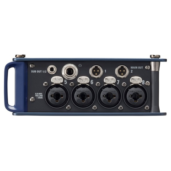 Zoom F8 Recorder - Side 2