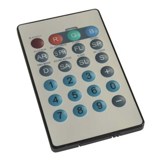 LEDJ IR Remote for LEDJ Tri Fixtures (RGB)
