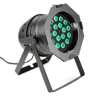 Cameo 18 x 8W Quad Colour LED RGBW Par Can Light