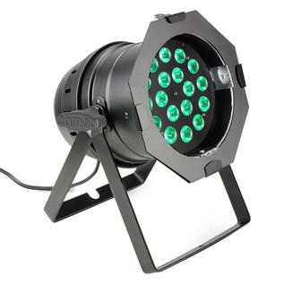 Cameo 18 x 8W Quad Colour LED RGBW Par Can Light