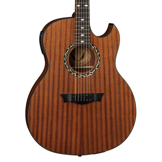 Dean Exhibition Electro Acoustic Guitar w/Aphex, Satin Natural