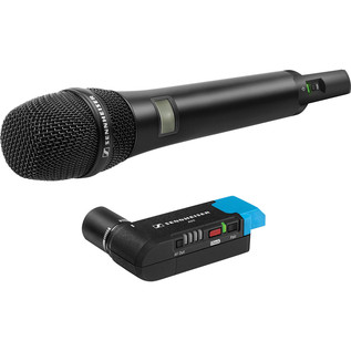Sennheiser AVX-835 Digital Wireless Handheld Microphone Set