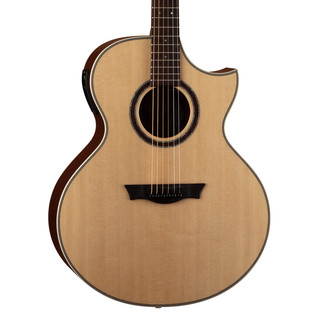 Dean Natural Series NSFC Electro Acoustic Guitar w/Aphex, Natural