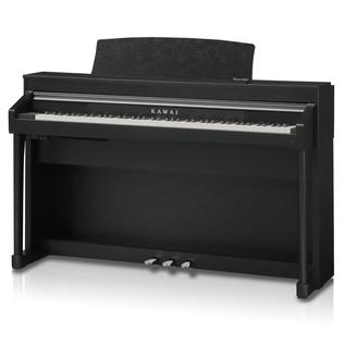 Kawai Concert Artist CA67 Digital Piano, Premium Satin Black