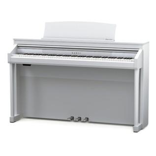 Kawai Concert Artist CA97 Digital Hybrid Piano, Premium Satin White