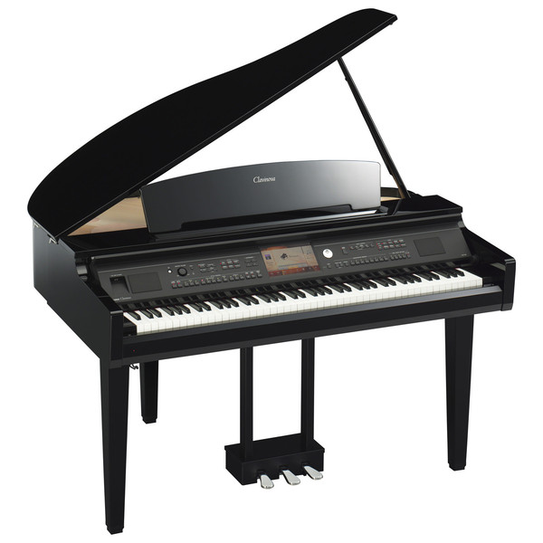 Yamaha Clavinova CVP709 Digital Grand Piano, Polished Ebony